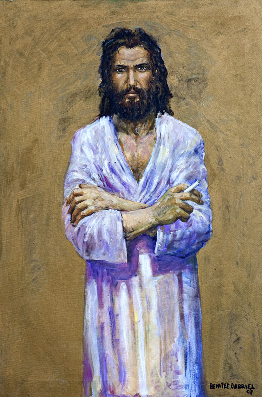 Jesus of the Fellowship copy