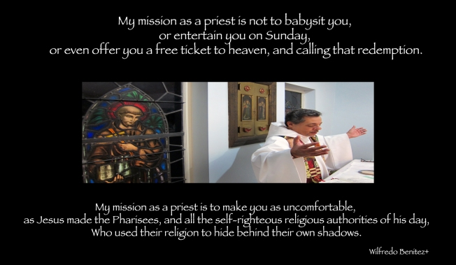 My Mission as a Priest #1