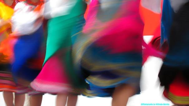 Ecuadorian Folk Dancers